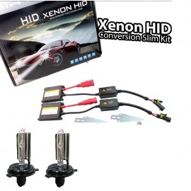 H4 single Xenon Kit