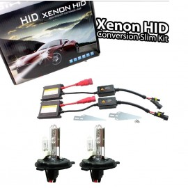H4 double Xenon Kit