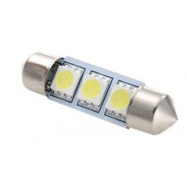 3 LED Canbus Kentekenverlichting 36mm