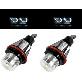 SMD Led wit Angel Eyes Lamp BMW E39-E53-E60-E61-E63-E64-E65-E66
